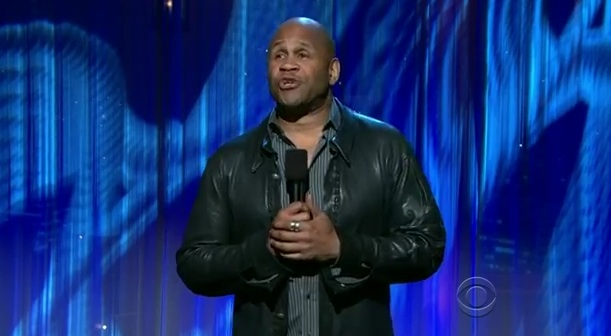 "Rondell Sheridan explains ""A Banana and a Gun"" on Late Late Show with Craig Ferguson"