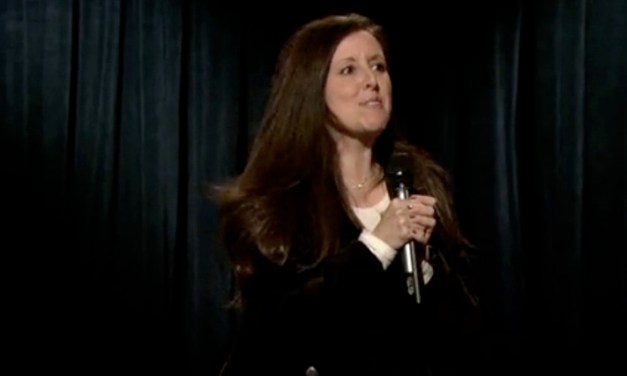 Wendy Liebman on Late Night with Jimmy Fallon