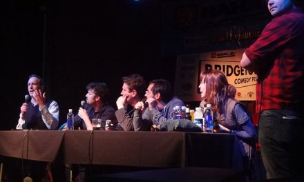 "Listen: Comedians deconstruct the ""Humor Code"" at Bridgetown fest"