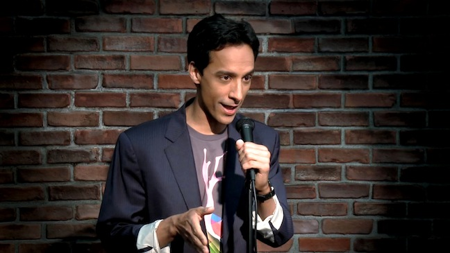 Watch Abed from NBC's Community do stand-up