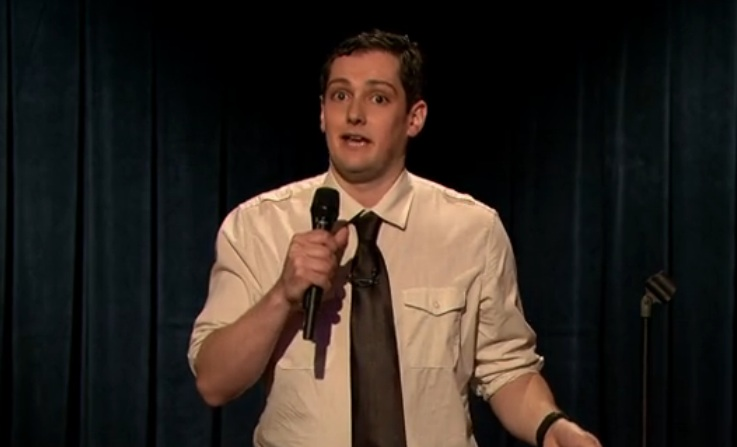 Joe Machi's TV debut, on Late Night with Jimmy Fallon