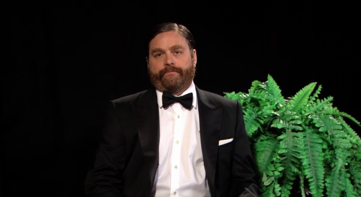 Between Two Ferns: A Fairytale of New York, with Zach Galifianakis
