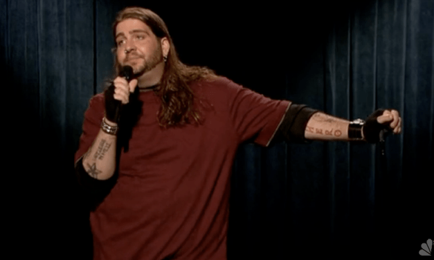 Big Jay Oakerson's debut on Late Night with Jimmy Fallon
