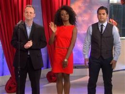 "TODAY show picks ""best"" stand-up comedian"