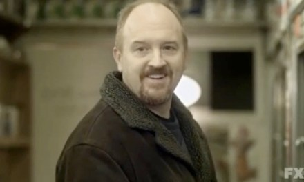 "Louis CK, on ""Louie,"" is so sorry"