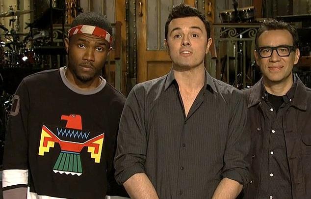 SNL #38.1 RECAP: Host Seth MacFarlane, musical guest Frank Ocean