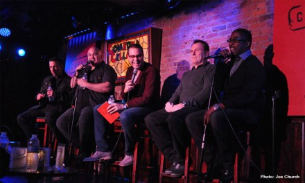 """Want to """"Cheat""""? Bill Burr, Robert Kelly and Joe DeRosa tell you how, humorously, in a new book"""