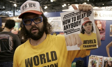 A guide to comedy at the 2012 New York Comic-Con