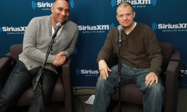 Russell Peters on comedy as boxing, more from his SiriusXM chat with Jim Norton