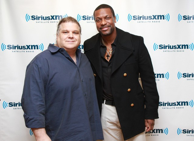 "Chris Tucker on his comedy roots and his ""comeback"" stand-up comedy tour, film"