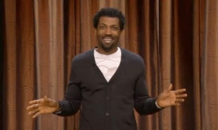 "Deon Cole defends Katt Williams, right of black comedians to ""go crazy"""