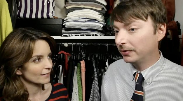 "Tina Fey spends ""7 Minutes in Heaven"" with Mike O'Brien"