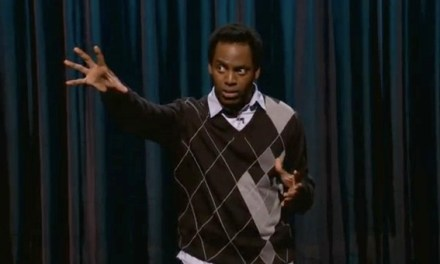 Rediscover the cereal aisle, with Baron Vaughn on Conan