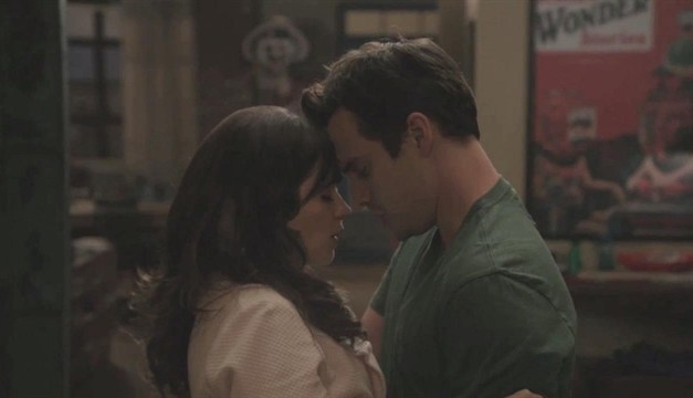 "Liz Meriwether on the Nick-Jess relationship from ""New Girl,"" before and after ""the kiss"""