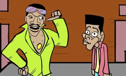 Animated: Chris Rock recalls being discovered by Eddie Murphy