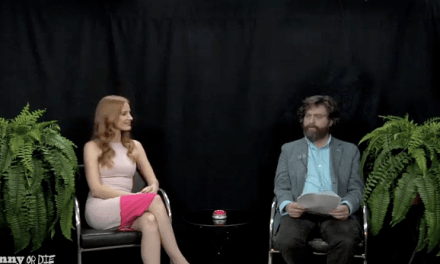 Between Two Ferns with Zach Galifianakis: Oscar Buzz, Part 2!