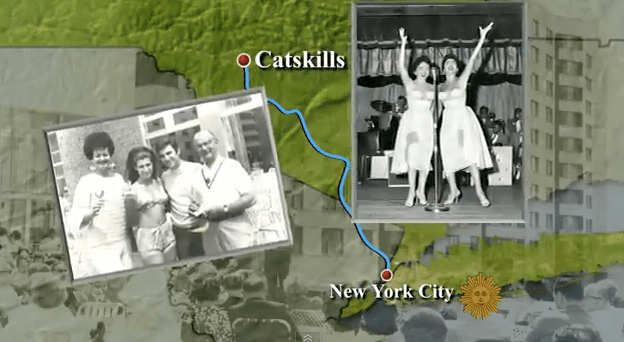 "CBS Sunday Morning revisits the Catskills ""Borscht Belt"" era in comedy"