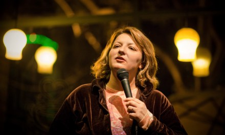Going Hollywood: Meet Jackie Kashian