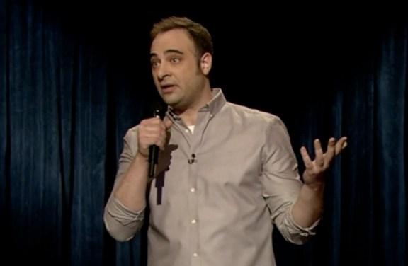 Kurt Metzger returns to Late Night with Jimmy Fallon