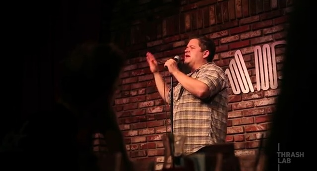 "A short documentary on Patton Oswalt, ""To Be Loved & Understood"""