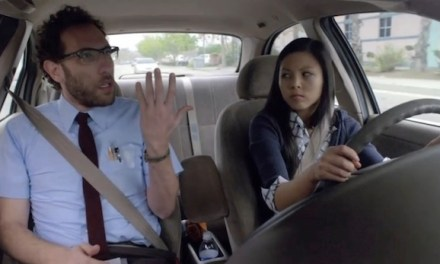 """Ari Shaffir on co-writing and starring in """"InAPPropriate Comedy"""""""