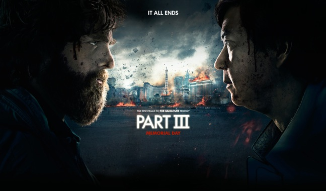 12 Spoiler Alerts revealed in the official trailer to The Hangover Part III