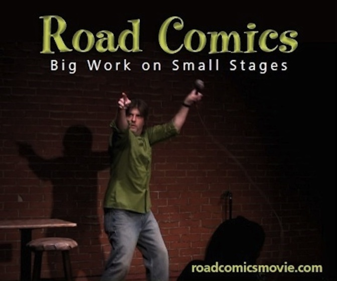 """Road Comics,"" a documentary that looks at headliners in the middle"