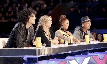 "Comedian auditioning for ""America's Got Talent"" accused of stealing bit from the TV show's warm-up comic"