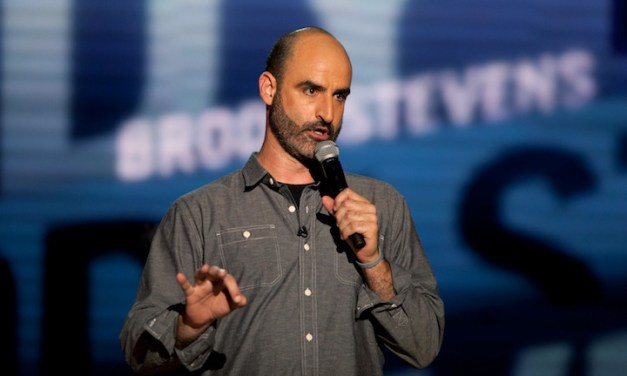 "Push and Believe! Comedy Central greenlights first-ever ""dramatic comedy"" series, ""Brody Stevens: Enjoy It!"""