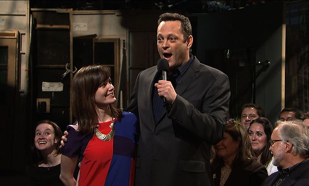 SNL #38.18 RECAP: Host Vince Vaughn, musical guest Miguel