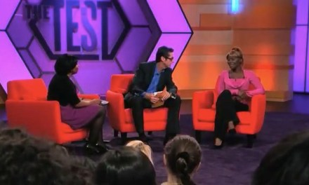 """First look: Kirk Fox as host of """"The Test"""""""