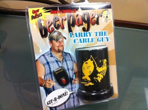 larrythecableguy-beer-pager
