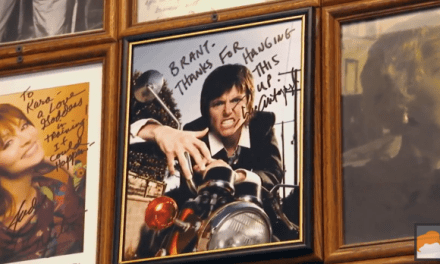 On Conan, Tig Notaro shops her headshot at L.A. stores