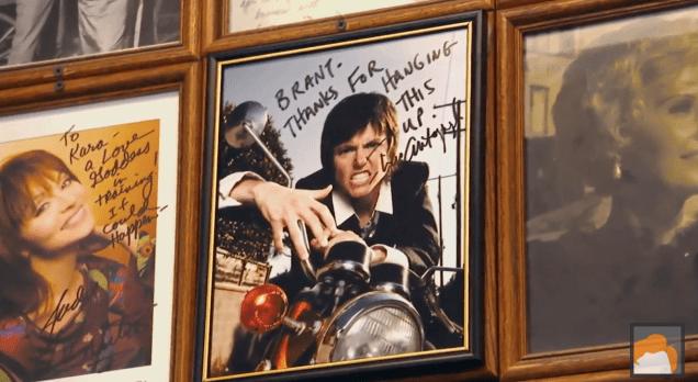 On Conan, Tig Notaro shops her headshot at L.A. stores