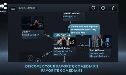 Comedy Central launches a stand-up app to go mobile with you