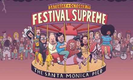 Tenacious D announces lineup for inaugural Festival Supreme