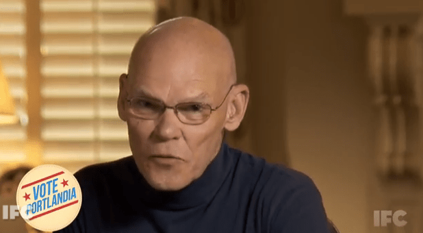 "IFC renews Portlandia for seasons 4-5, recruits James Carville to ""Put an Emmy on It"""