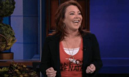 Kathleen Madigan describes life on Lewis Black's comedy cruise