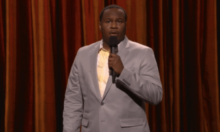 Roy Wood Jr. on Conan