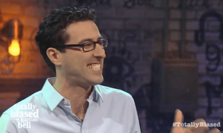 """Zach Sherwin performs """"Grit & Grin"""" on FX's Totally Biased"""