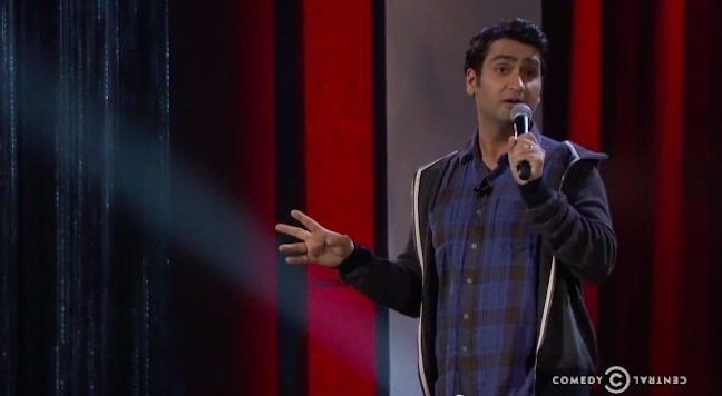 "Review: Kumail Nanjiani, ""Beta Male"" (CD/DVD)"