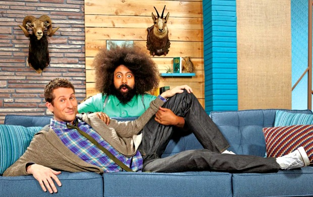 Scott Aukerman talks about presiding over the second season of IFC's Comedy Bang! Bang!