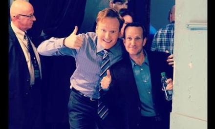"""Jimmy Pardo to fill in as """"Conan"""" sidekick while Andy Richter hosts FOX game show pilot"""