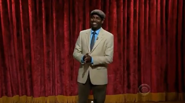 Baron Vaughn on Late Late Show with Craig Ferguson