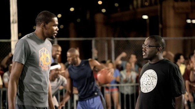 Hannibal Buress gives Kevin Durant a new nickname in Nike commercial