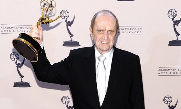 Bob Newhart wins first Emmy at age 84 for his guest-starring role in The Big Bang Theory