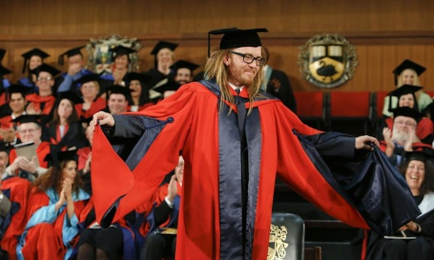 Tim Minchin's brilliant 9 life lessons, from his address to University graduates