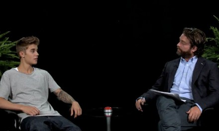 Between Two Ferns: Zach Galifianakis with Justin Bieber