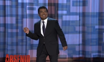 First stand-up on The Arsenio Hall Show revival: George Lopez