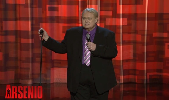 Louie Anderson on The Arsenio Hall Show